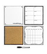 WallPops White Dry Erase Organization Kit