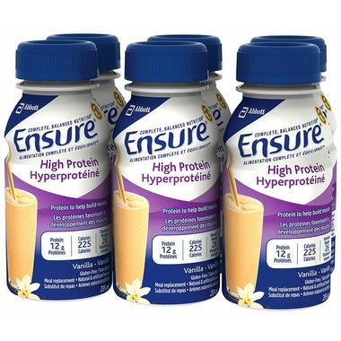 Ensure High Protein Shake Vanilla