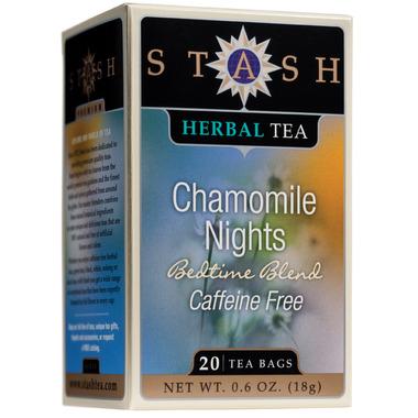 Stash Premium Chamomile Nights Herbal Tea
