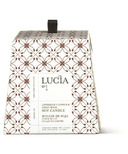Lucia Lindseed Flower & Goat Milk Soy Candle