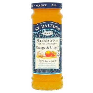 St. Dalfour Spreads Ginger and Orange Spread