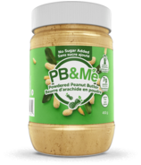 PB&Me Natural Powdered Peanut Butter Large
