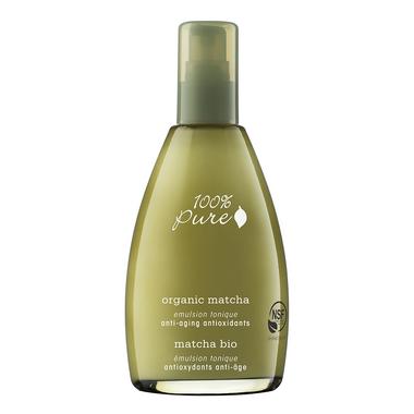 100% Pure Organic Matcha Anti-Aging Antioxidant Emulsion Tonique