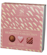 Saxon Chocolates Belgium Chocolate Heartfelt Collection