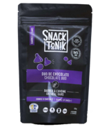 SNACK TONIK Oat Bars Chocolate Duo