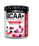 BioSteel Sports Natural BCAA+ Berry Fusion