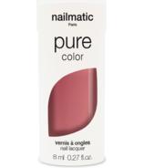 nailmatic Ninon Nail Polish Rosewood Pink