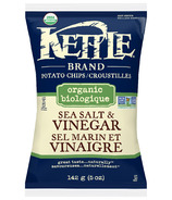 Kettle Organic Sea Salt & Vinegar Chips