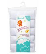 Rexall Baby Washcloths