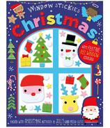 Make Believe Ideas autocollants de Noël pour fenêtres