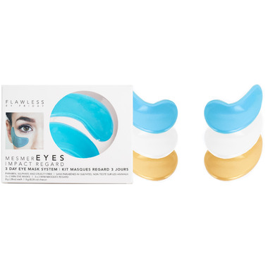 Flawless by Friday Mesmereyes 3 Day Eye Mask System