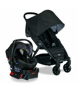 Britax Pathway & B-Safe Travel System Sketch