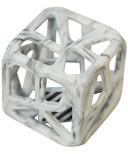 Malarkey Kids Chew Cube Marble Grey