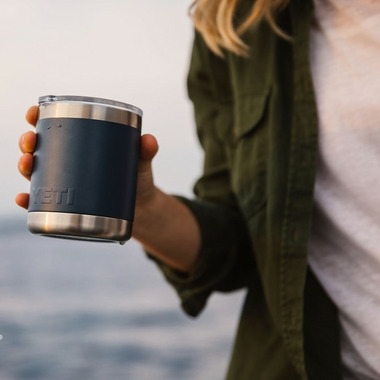 YETI Rambler Lowball with Lid