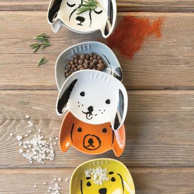 Now Designs Pinch Bowls Puppy Love