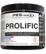 PEScience Prolific Pre-Workout Cotton Candy