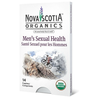 Nova Scotia Organics Men\'s Sexual Health Formula