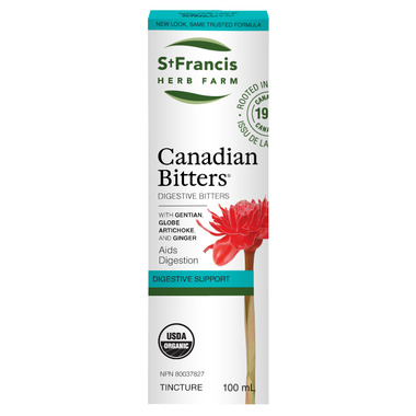 St. Francis Herb Farm Canadian Bitters