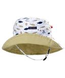 Snug As A Bug Boys Sun Hat
