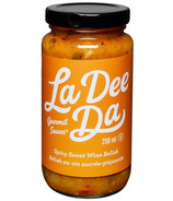 La Dee Da Spicy Sweet Wine Relish