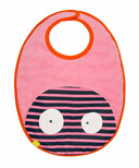 Lassig Little Monsters Waterproof Medium Bib Mad Mabel