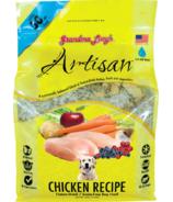 Grandma Lucy's Artisan Chicken Recipe Freeze-Dried Grain-Free Dog Food