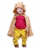 Great Pretenders Giraffe Toddler Cape