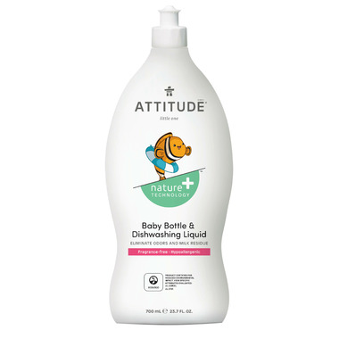 ATTITUDE Nature+ Little Ones Dishwashing Liquid