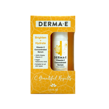 Derma E Holiday Vitamin C Stocking Stuffer