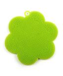 RSVP Silicone Soft Scrubber Green