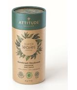 ATTITUDE Super Leaves Deodorant Unscented