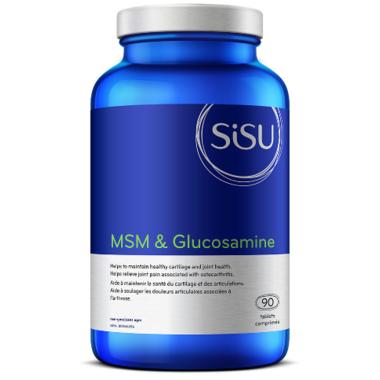 SISU MSM & Glucosamine