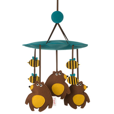 3 Sprouts Bear Mobile