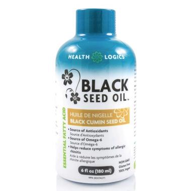 Health Logics Black Cumin Seed Oil
