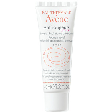 Avene Antirougeurs DAY Moisturizing Protecting Emulsion