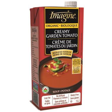 Imagine Foods Low Sodium Organic Creamy Garden Tomato Soup