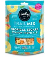 Mélange de fruits secs Tropical Escape de Healthy Crunch