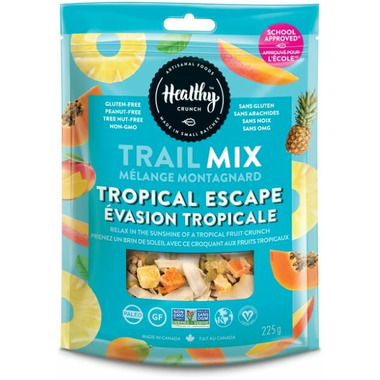Healthy Crunch Tropical Escape Trail Mix