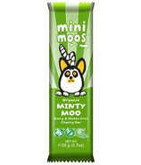 Moo Free Mini Moo Dairy Free Chocolate Bar Mint