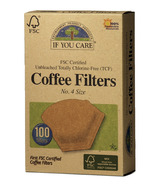 If You Care Cone Coffee Filters No. 4 Size