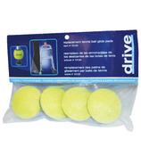 Drive Medical Tennis Ball Glide Pads