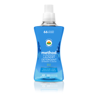 Method 4x Concentrate Laundry Detergent Fresh Air