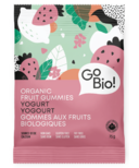 GoBIO! Organic Yogurt Fruit Gummies