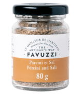 Favuzzi Porcini and Salt