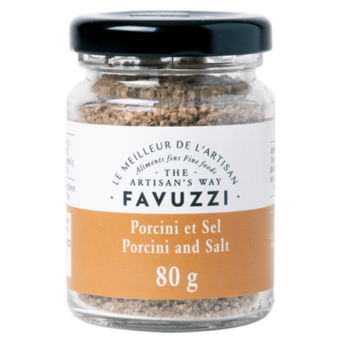 Favuzzi Porcini and Salt