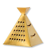 W&P Design Pyramid Nacho Grater Gold