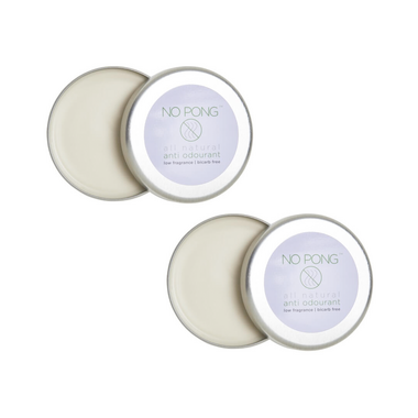 No Pong Low Fragrance Bicard Free All Natural Anti-Odourant Bundle