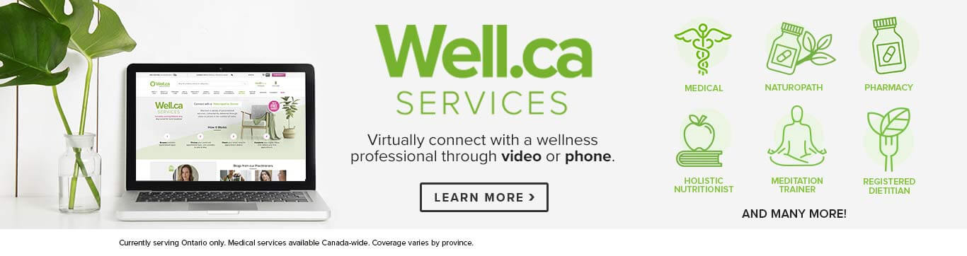 Well.ca Services