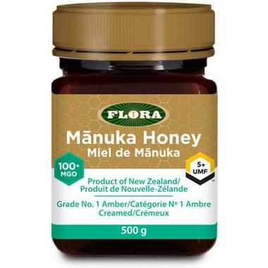 Flora Manuka Honey MGO 100+ UMF 5+ Large
