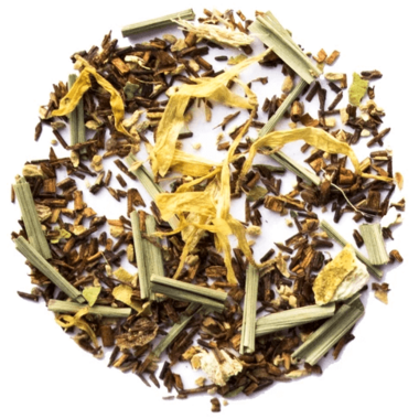 Genuine Tea Lemon Ginger Rooibos Tea